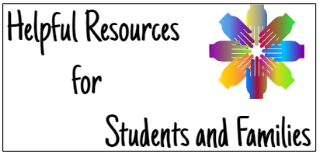 Letter & Resources for Families from Our Counselor Mrs. Sinnette