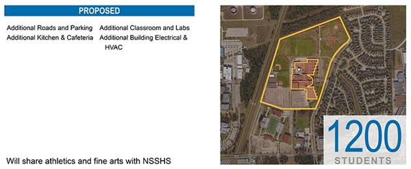 Bond 2016 / North Shore Senior High School 10th Grade Center