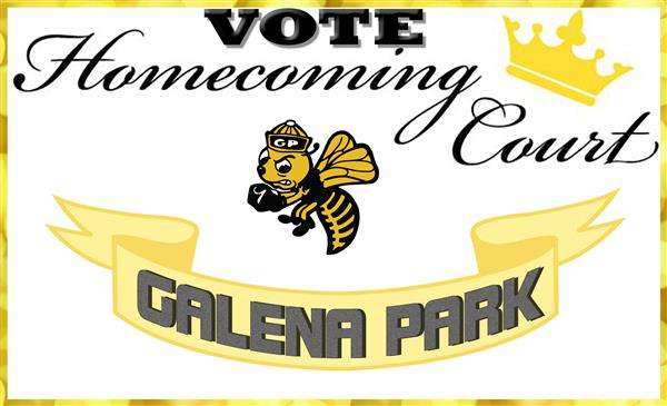 Vote for Homecoming Court