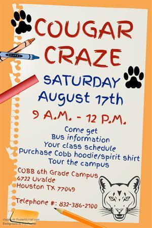 Cobb Sixth Grade Campus / Homepage