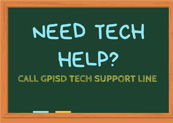 GPISD Technology Support