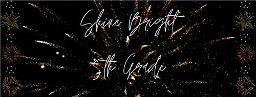 Shine Bright 5th Grade