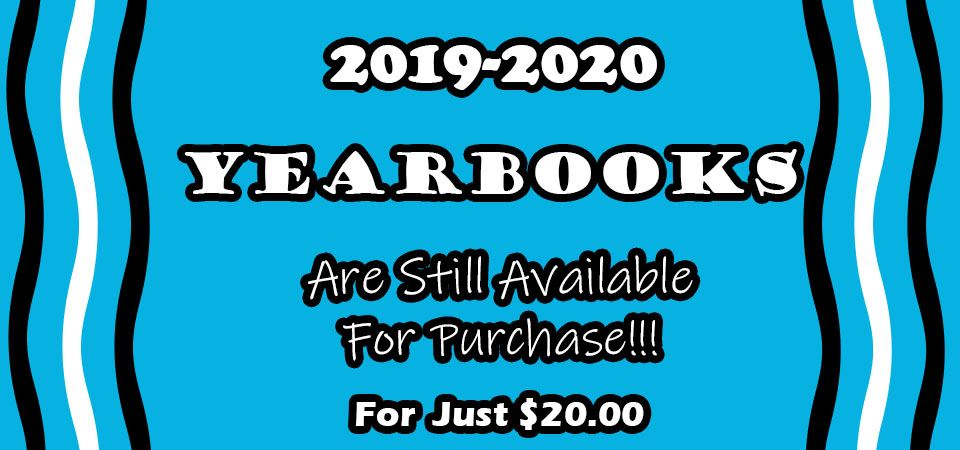 YearBook Sale 2019-2020