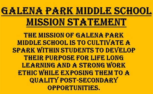 GPMS Mission Statement