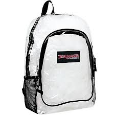 There is a new backpack rule for the school year. All student are required to have a CLEAR or MESH