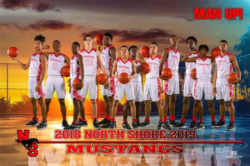 North Shore Senior High Boys Basketball