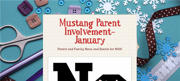 January Parent/Guardian Newsletter