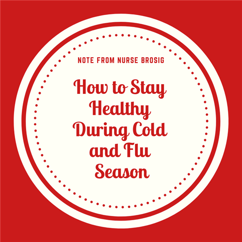 How to Stay Healhty During Cold and Flu Season