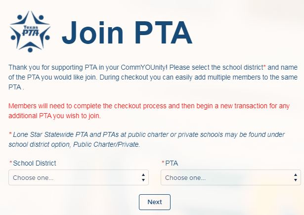 Join our PTA for only $7.00 to support our parents, students, and staff here at SJW.