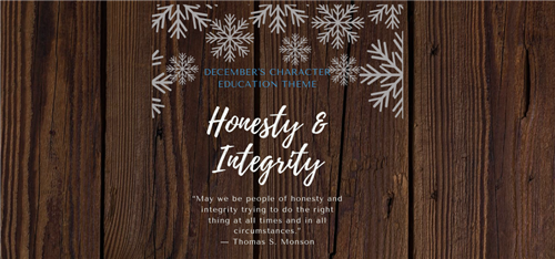 honesty and integrity graphic
