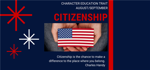 character ed citizenship graphic