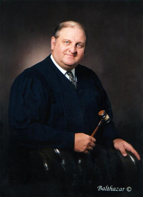 Judge Mike Parrott